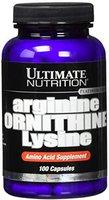 Ultimate Nutrition Arginine/Ornithine/Lysine