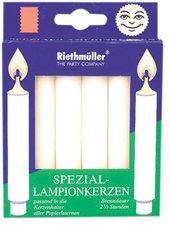 Riethmüller Lampion-Kerzen 6 Stück