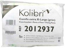 Igefa Kolibri Comfix Extra Fixierhosen XL Gruen (100 Stk.)