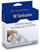 Verbatim CD Jewel Case 100 Pack