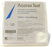 Davimed Acarex Test (10 Stk.)