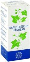 HANOSAN Kraeutersirup Hanosan (125 ml)