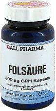Hecht Pharma Folsaeure 300 Æg Gph Kapseln (60 Stk.)