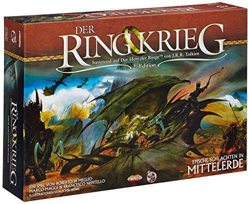 Phalanx Games Herr der Ringe - Der Ringkrieg