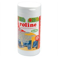 Roline Bildschirm-Reinigungstücher