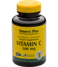 Nature's Plus Vitamin C 500mg Kapseln (90 Stk.)