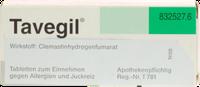 EMRA-MED Tavegil Tabletten (20 Stk.)