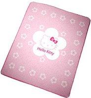CTI Fleecedecke Hello Kitty Tokyo Pink