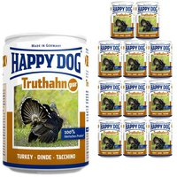 Happy Dog Truthahn Pur (400 g)