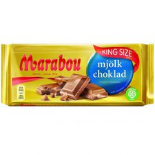 Marabou Milk Chocolate (250 g)