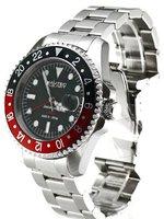 Nautec No Limit Deep Sea DS GMT/STRDBK