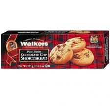 Walkers Snacks Chocolate Chip Shortbread (175g)