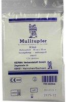 Kerma Mulltupfer 15 x 15 cm Walnussgross Steril (5 Stk.)