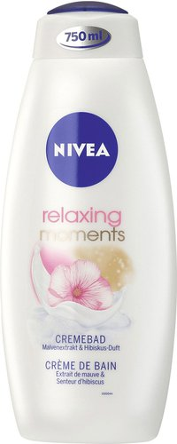 Nivea Cremebad Relaxing Moments (750 ml)