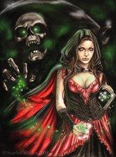 Editions Ricordi Scarlet Gothica - Absinthe (500 Teile)