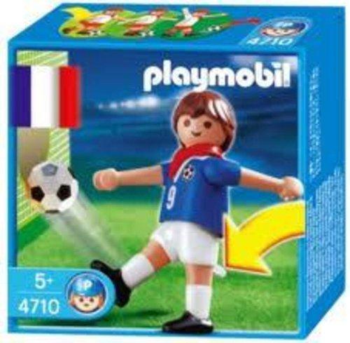 Playmobil 4710 Fußballspieler Frankreich