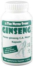 Hirundo Products Ginseng 250 mg Kapseln (200 Stk.)