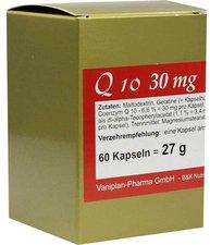 B & K Nutripharm Q 10 30 mg Kapseln (60 Stk.)