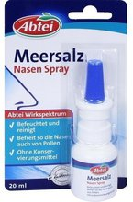 Abtei Meersalz Nasenspray Classic (20 ml) (PZN: 03066910)