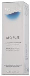 Biotherm Deo Pure Deo-Creme