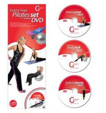 Gymstick Home Fitness Collection Pilates Set