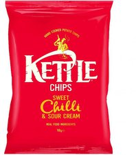 Kettle Foods Chips Sweet Chilli (150 g)