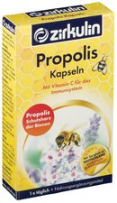 Zirkulin Propolis Kapseln (30 Stk.) (PZN: 00523181)