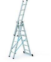 Zarges Z500 3-teilige Mehrzweckleiter 3x8 (41538)
