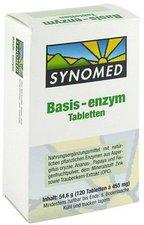 Synomed Basis Enzym Tabletten (120 Stk.)