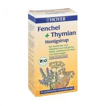 Kyberg Pharma Hoyer Fenchel Thymian Honigsirup (250 ml)