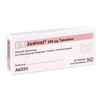 Lindopharm Jodinat 200ug Tabletten (50 Stk.)