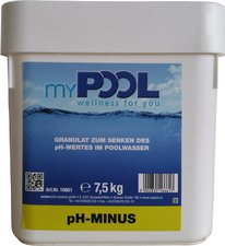 my pool pH-Minus 8 kg (A 22420)