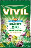 Vivil Hustenbonbons Kräuter Mint (90 g)