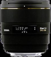 Sigma 85mm 1.4 EX DG HSM Sony/Minolta