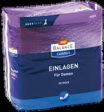 GEHE Balance Einlagen extra (6 x 20 Stk.)