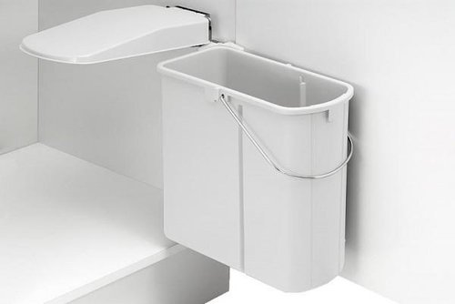 wesco einbau abfallsammler dt 19l g nstig kaufen ab 38 90. Black Bedroom Furniture Sets. Home Design Ideas