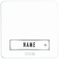 M-E TRADING Zusatz-Sender für 1-Familien-Haus (BELL-201 TX)