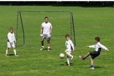 Hudora Fußballtor Mega Goal