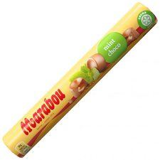 Marabou Rolle Mint-Choco