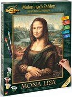Schipper Malen nach Zahlen Mona Lisa