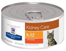Hills Prescription Diet Feline k/d (156 g)