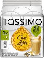Tassimo Twinings Chai Tea Latte T-Discs (8 Stück)