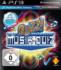 Buzz! - Das ultimative Musikquiz (PS3)