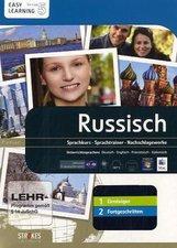 Strokes Easy Learning Russisch Kombi-Paket 5.0 (Win) (DE)