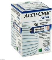 EMRA-MED Accu Chek Aviva Plasma Teststreifen (50 Stk.)