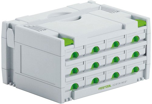 Festool Systainer Sys 3 Sort 12 Sortainer 491986