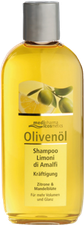 Dr. Theiss Olivenöl Shampoo Kräftigung Limoni di Amalfi