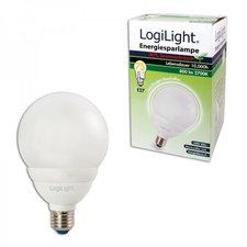 LogiLight 15W E27 WW Globe