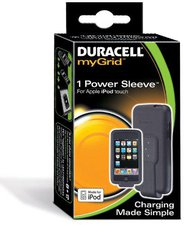 Duracell myGrid Power Sleeve (iPod touch)