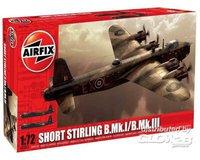 Airfix Shorts Stirling BI/II (07002)